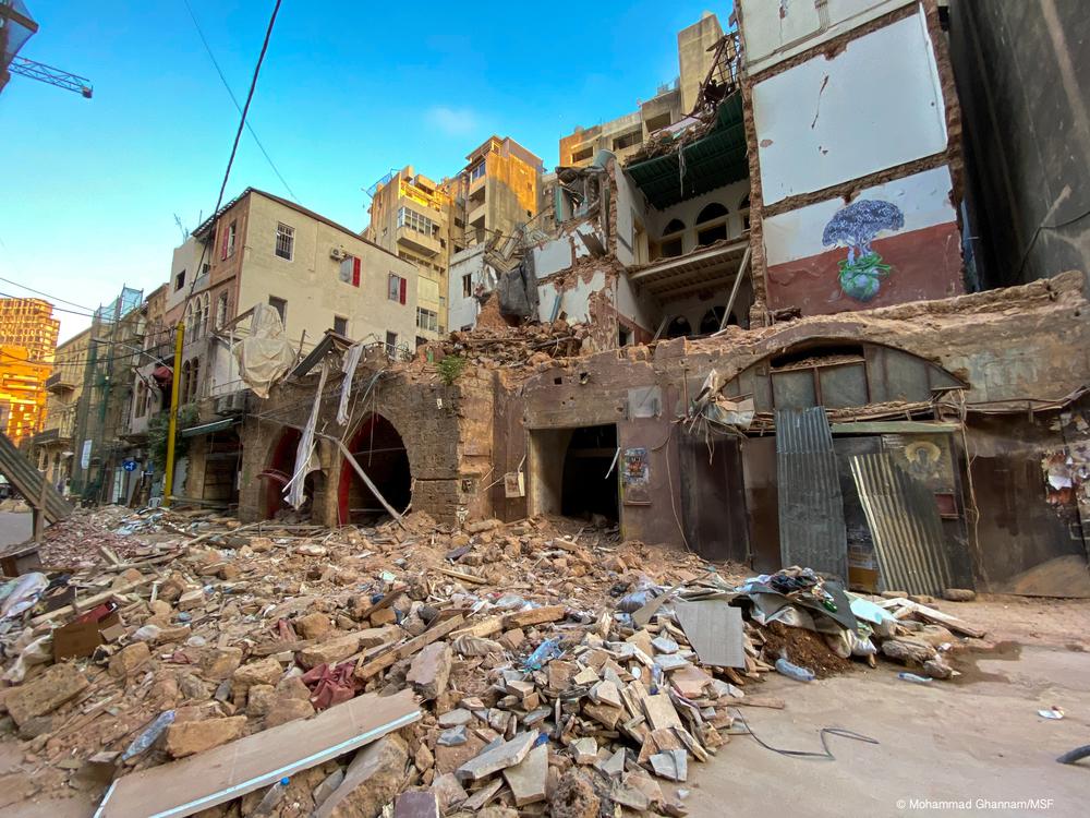 """""""Nós temos um futuro?"""": um ano após a explosão em Beirute, a situação no Líbano ficou muito pior"""