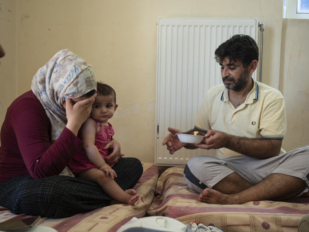 Conheça as histórias de refugiados ameaçados de despejo na Grécia
