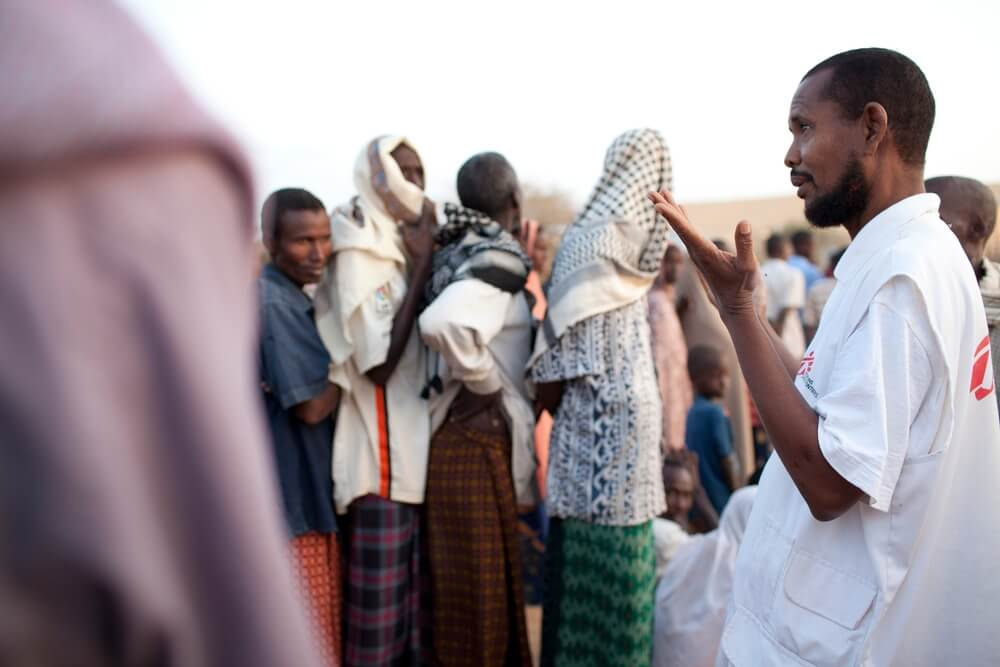 """Fronteira etíope-queniana: """"foi impressionante; ninguém esperava ferimentos nesta escala"""""""