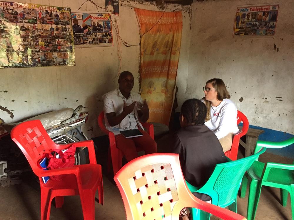 HIV/Aids em áreas de mineração na República Democrática do Congo