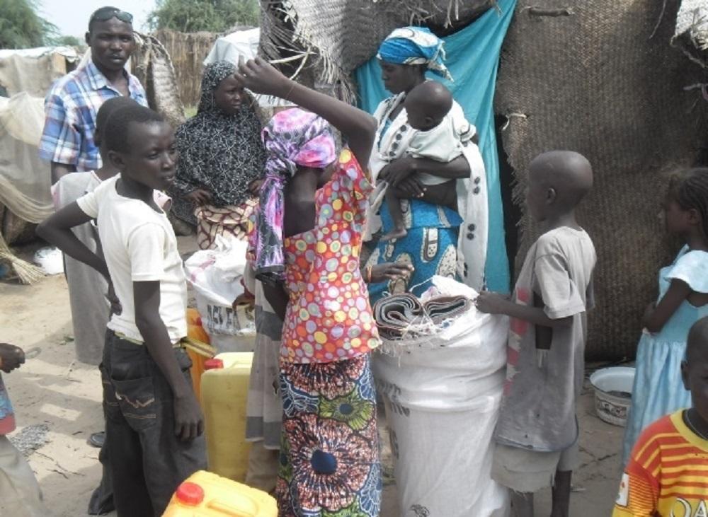 Níger: MSF presta assistência a centenas de deslocados em Diffa