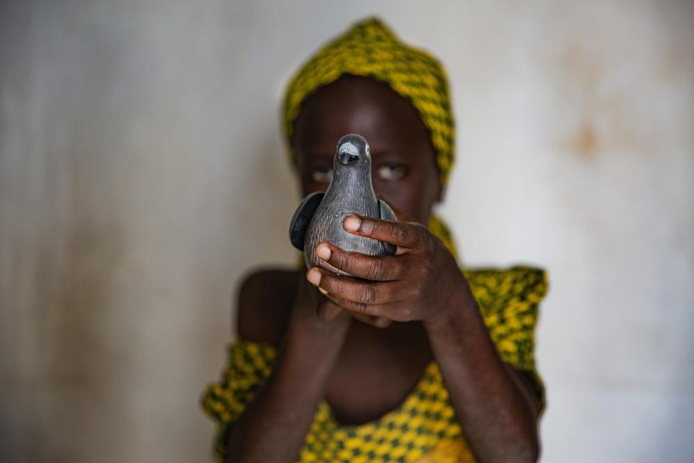 Níger: mentes jovens abaladas pelo conflito