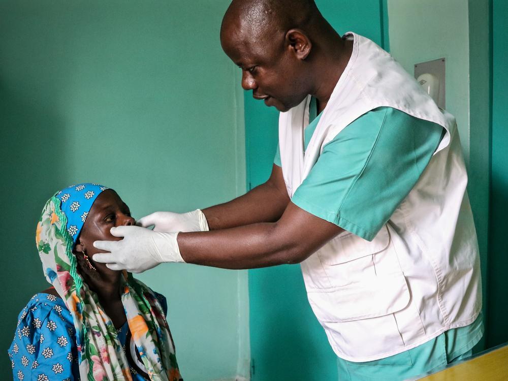 A atual crise de recursos humanos na área de saúde da África