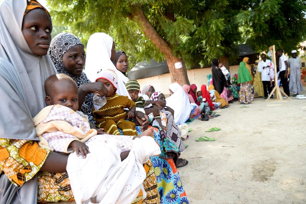 Fome na Nigéria
