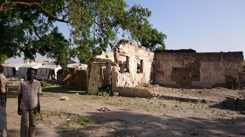 """Nigéria: """"A maioria dos mortos e feridos são mulheres e crianças"""""""