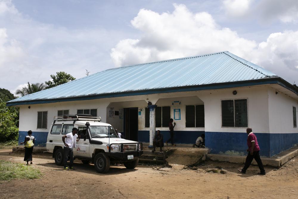 MSF conclui atividades de apoio no estado de Cross River, na Nigéria