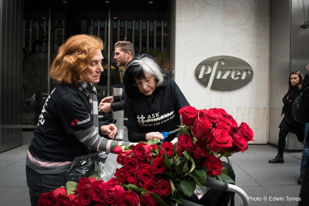Carta aberta aos empregados da Pfizer: precisamos de aliados