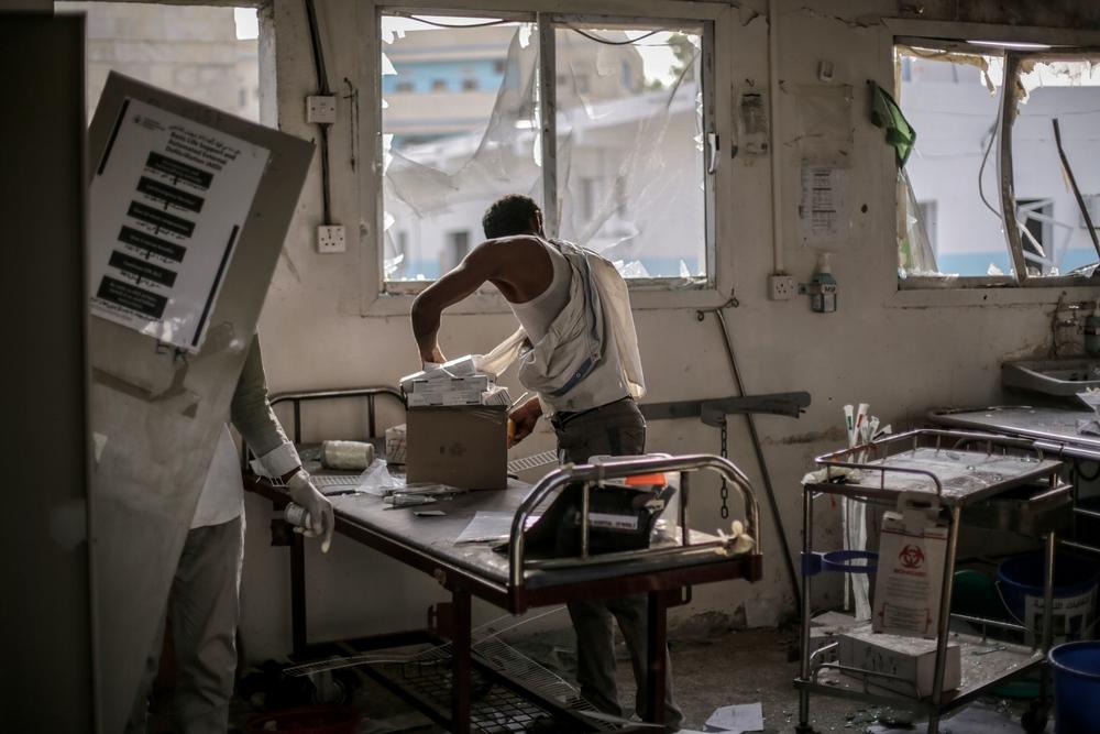 MSF lança relatórios sobre ataques a instalações de saúde no Iêmen