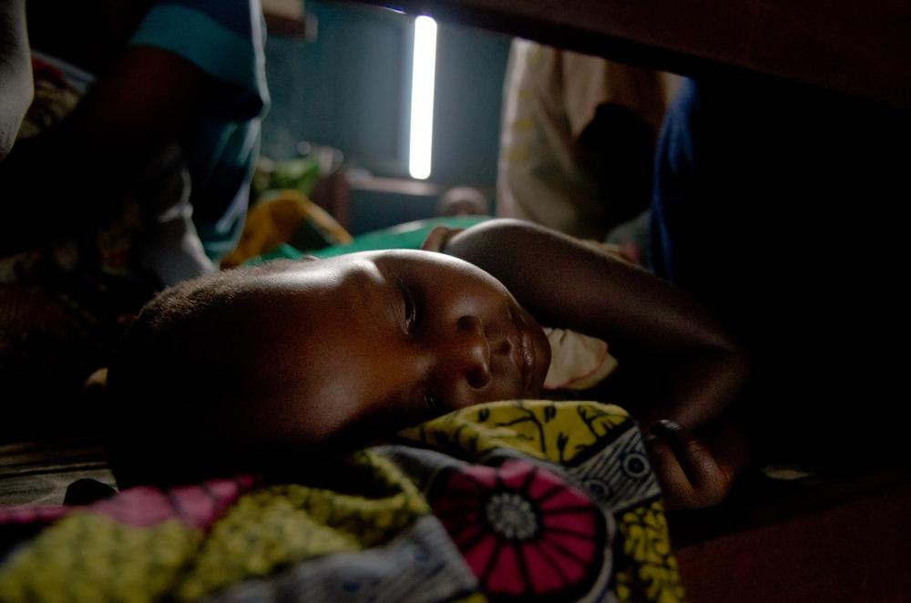 MSF responde a surto grave de malária na RDC