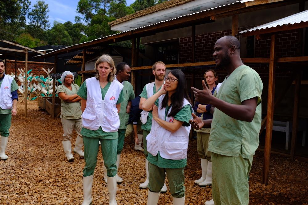 Médicos Sem Fronteiras alerta para gravidade da epidemia de Ebola