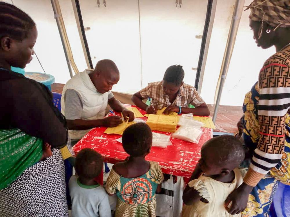 Ebola, um ano de resposta ao surto na República Democrática do Congo