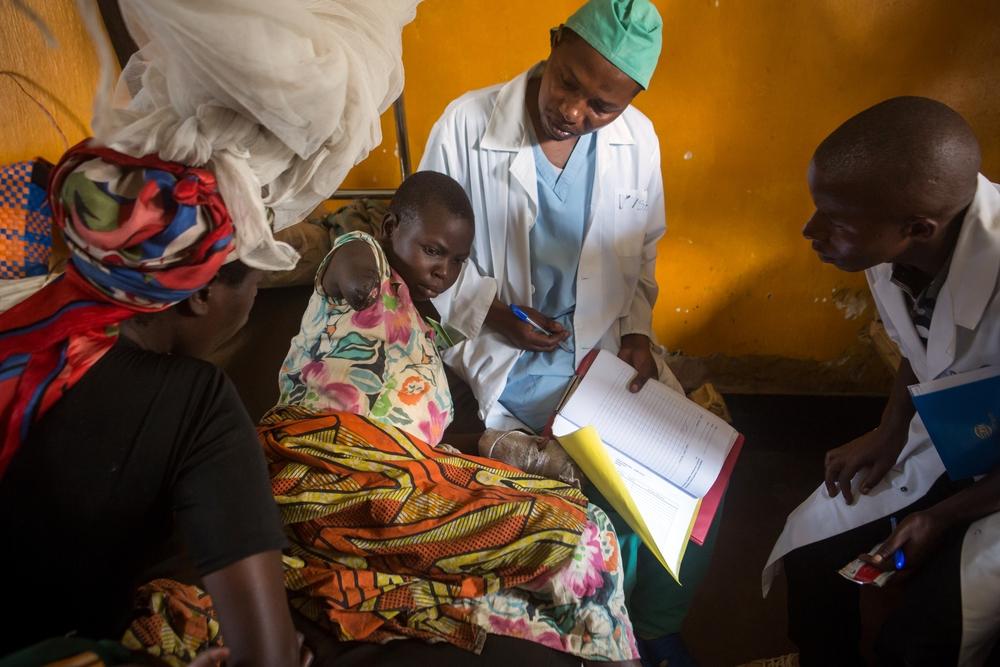 """República Democrática do Congo: """"Acontece uma emergência diferente a cada dia"""""""