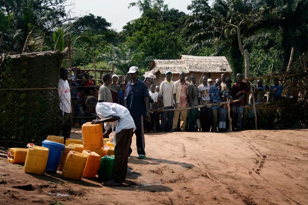RDC: MSF oferece cuidados de emergência na região de Kasai