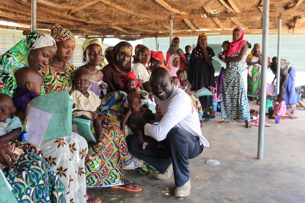 De refugiado a profissional internacional de MSF