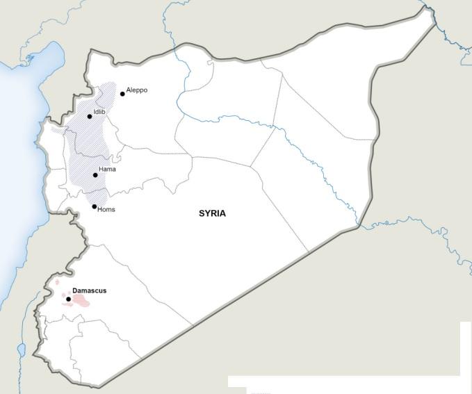 Síria 2015: feridos e mortos na guerra
