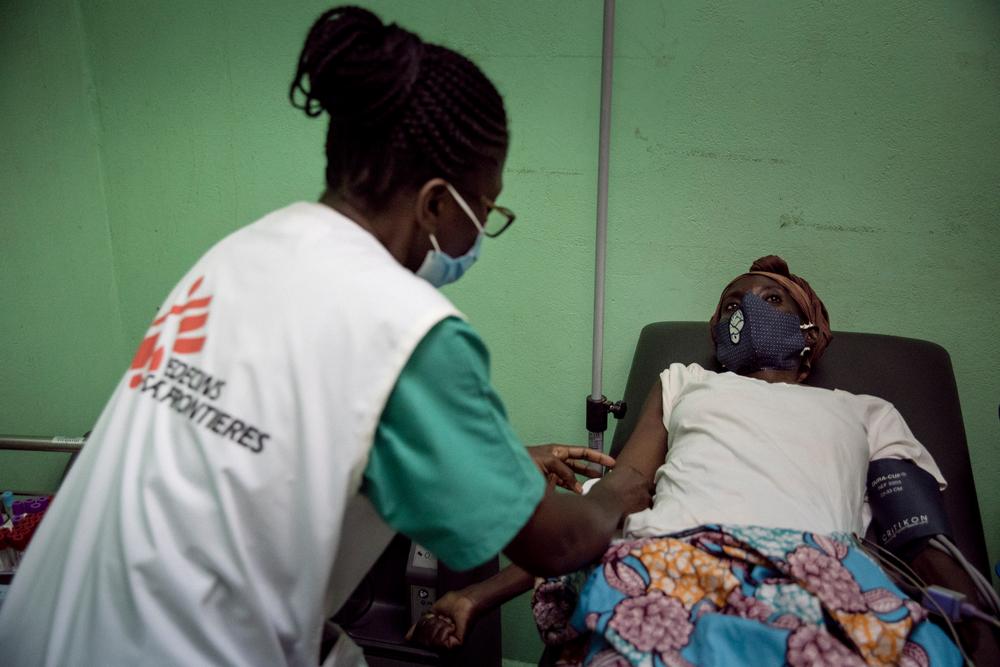Projeto HIV- Bangui