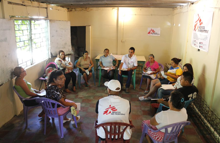 El Salvador: La Peralta, uma comunidade organizada pela saúde