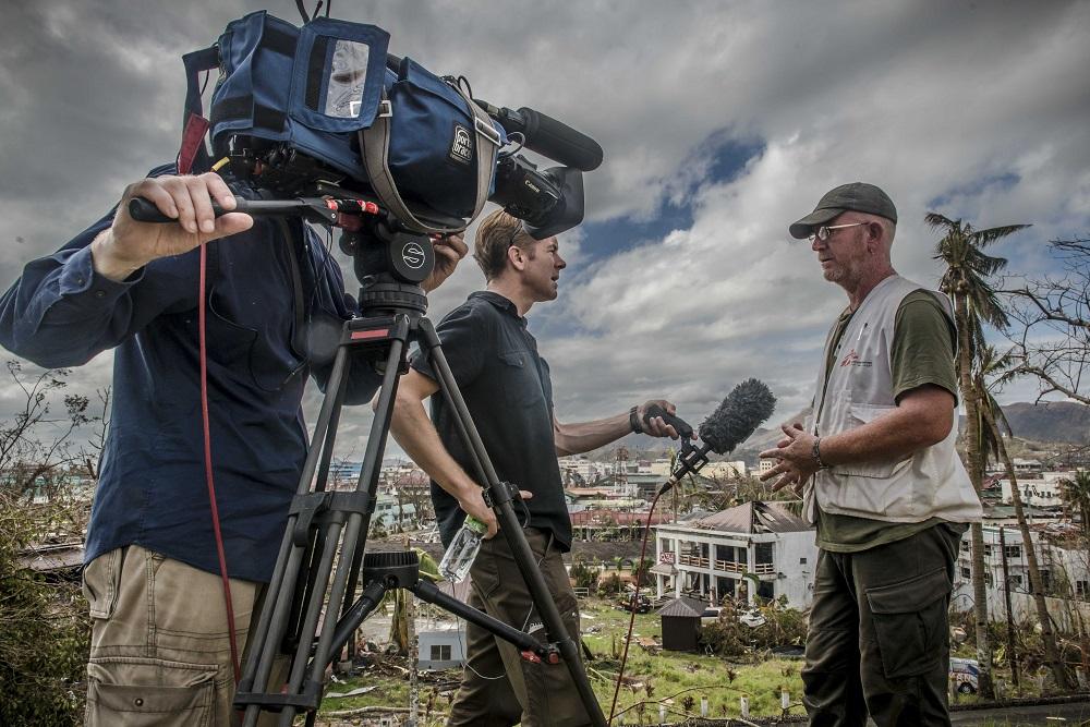 Comunicando Crises Humanitárias em Florianópolis