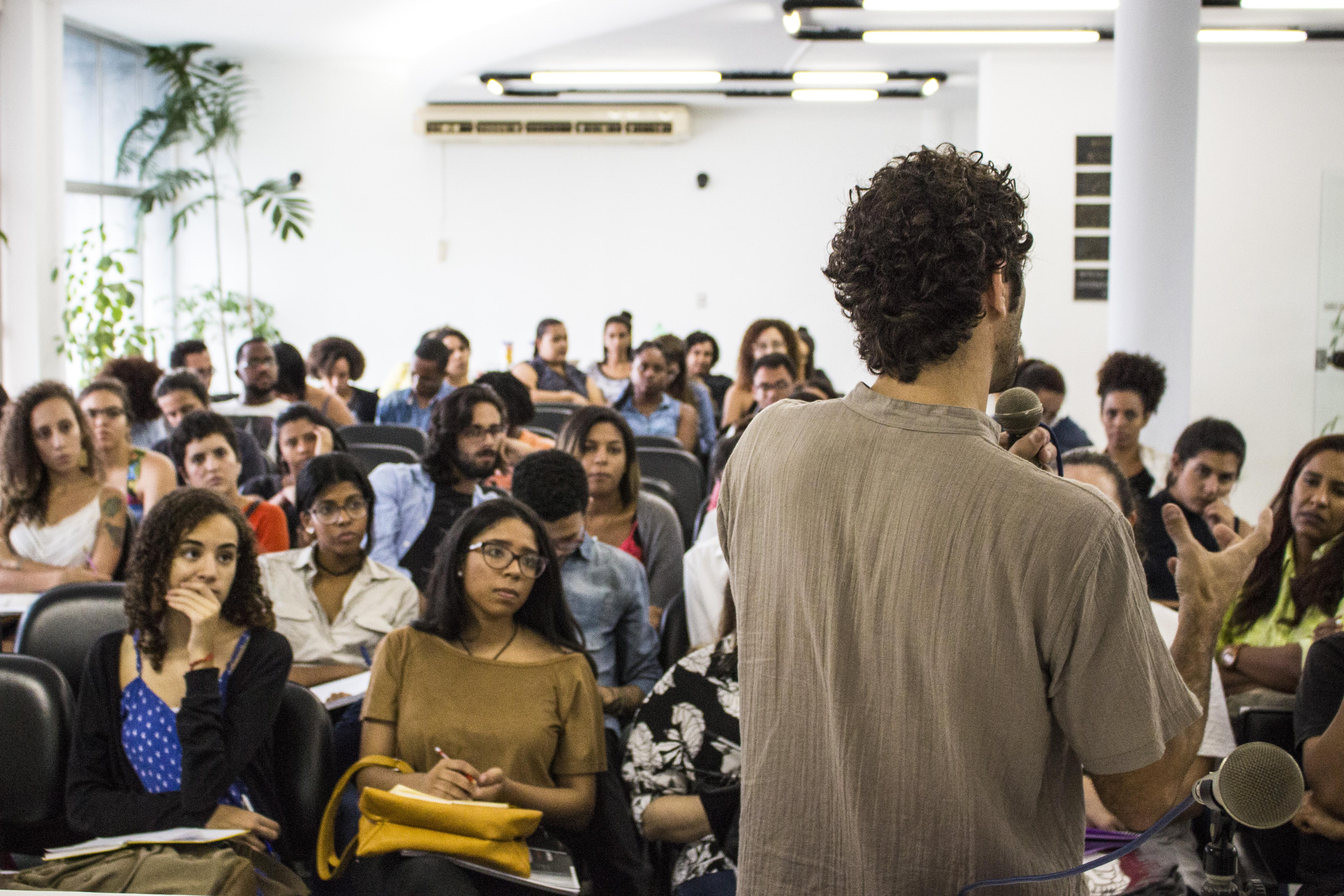 MSF reúne estudantes e profissionais em seminário de jornalismo em Salvador