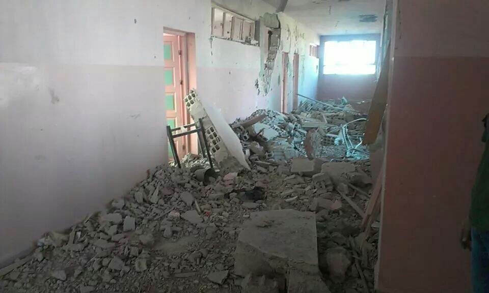 """Síria: """"Talvez devêssemos morar debaixo da terra"""""""