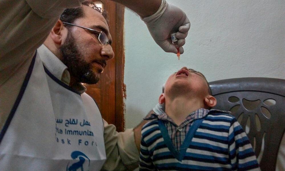 """Aleppo, Síria: """"As pessoas estão com medo de ir a hospitais"""""""