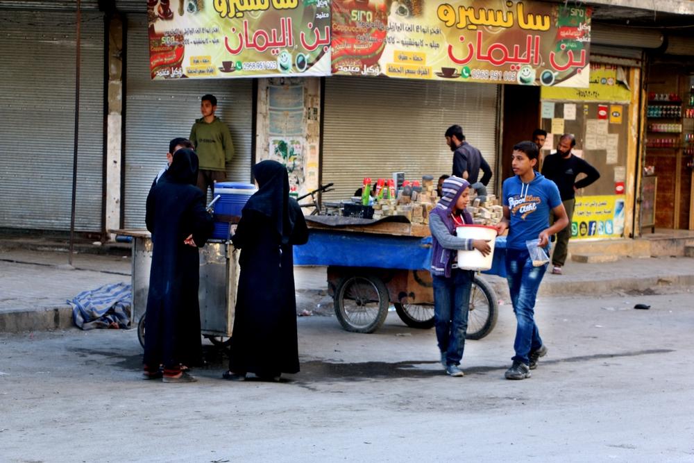 Leste de Aleppo: escassez grave coloca vidas de crianças em risco