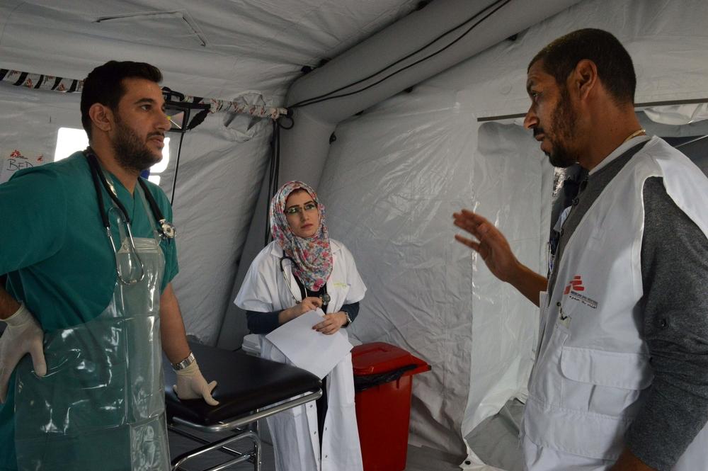 Iraque: com intensificação de confrontos, MSF reforça atuação em Mosul