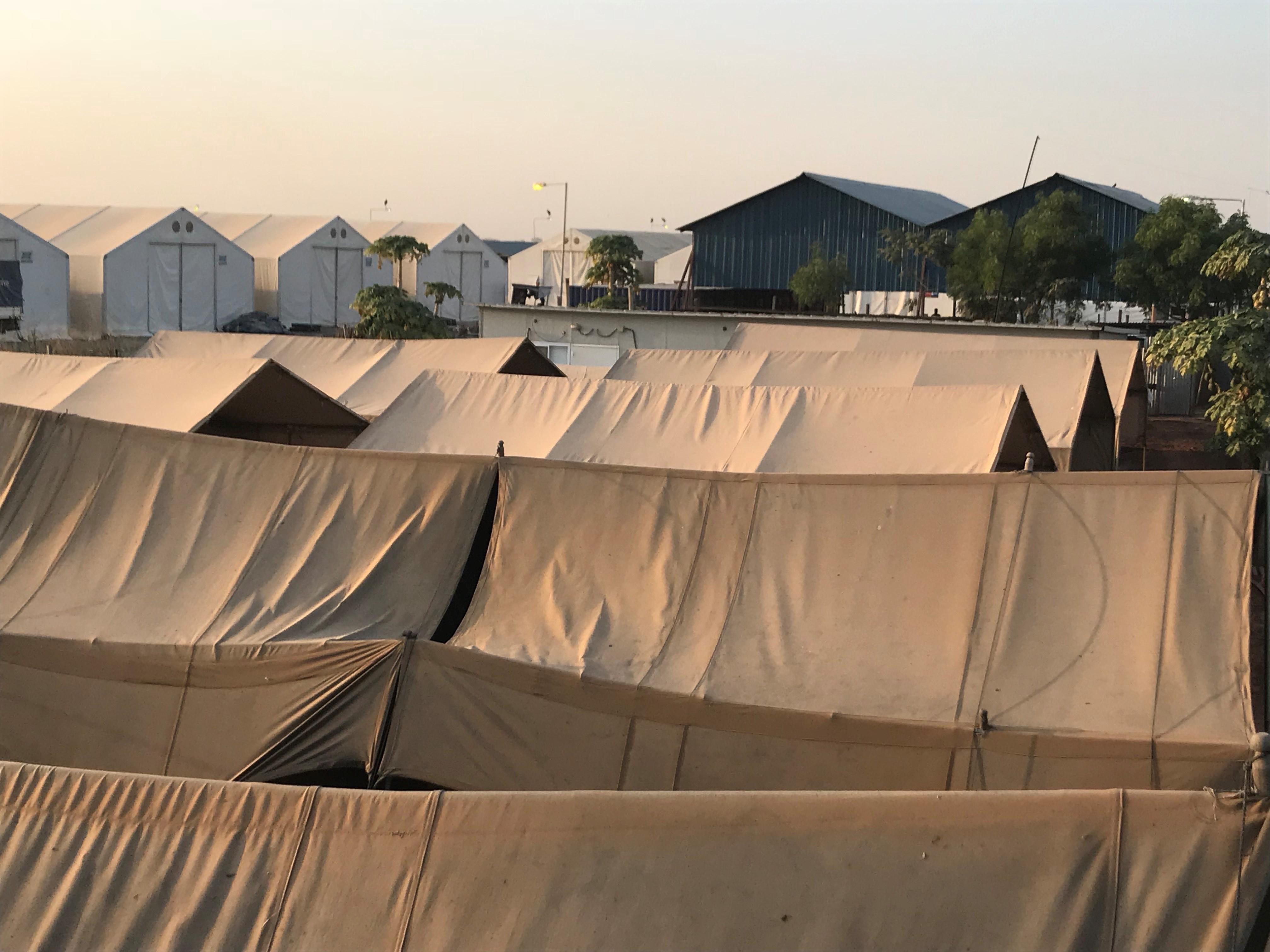 O dia a dia no Sudão do Sul