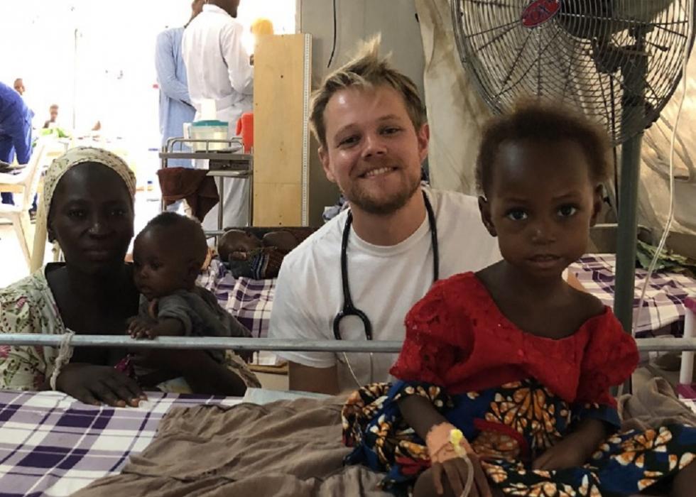 Diário de bordo - pediatra Alexandre Bublitz