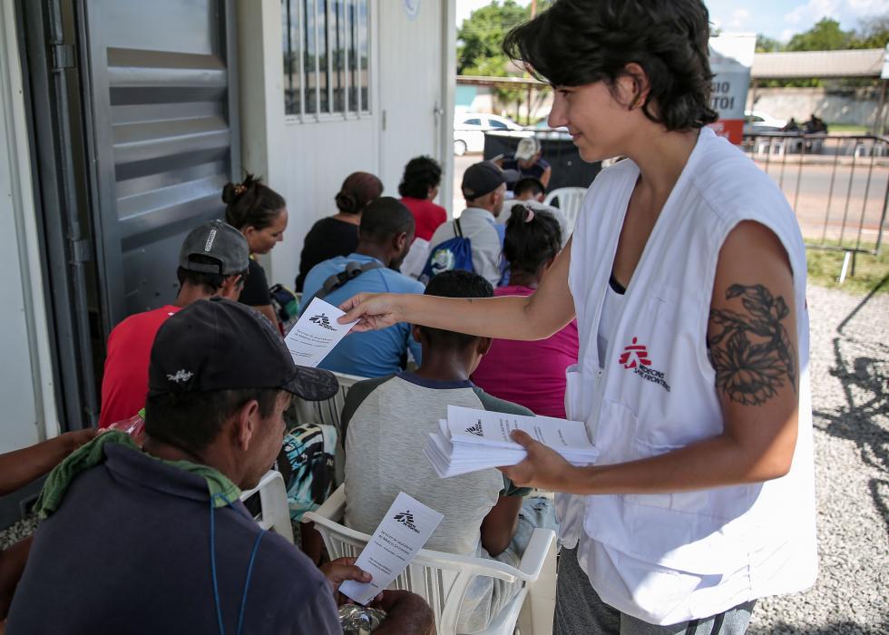 Como foi contribuir para as ações de saúde mental no contexto de Roraima