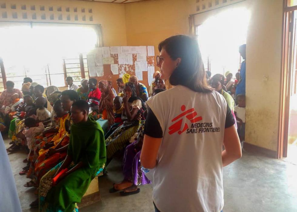 Os desafios da saúde mental no Burundi
