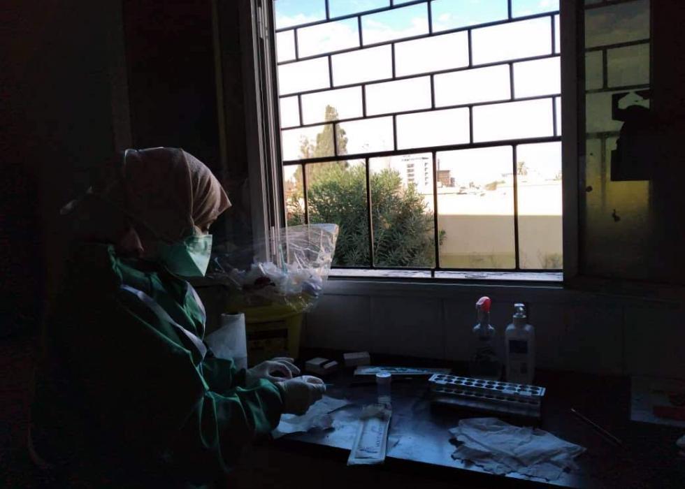 Líbia: um país de muitos migrantes sem esperança