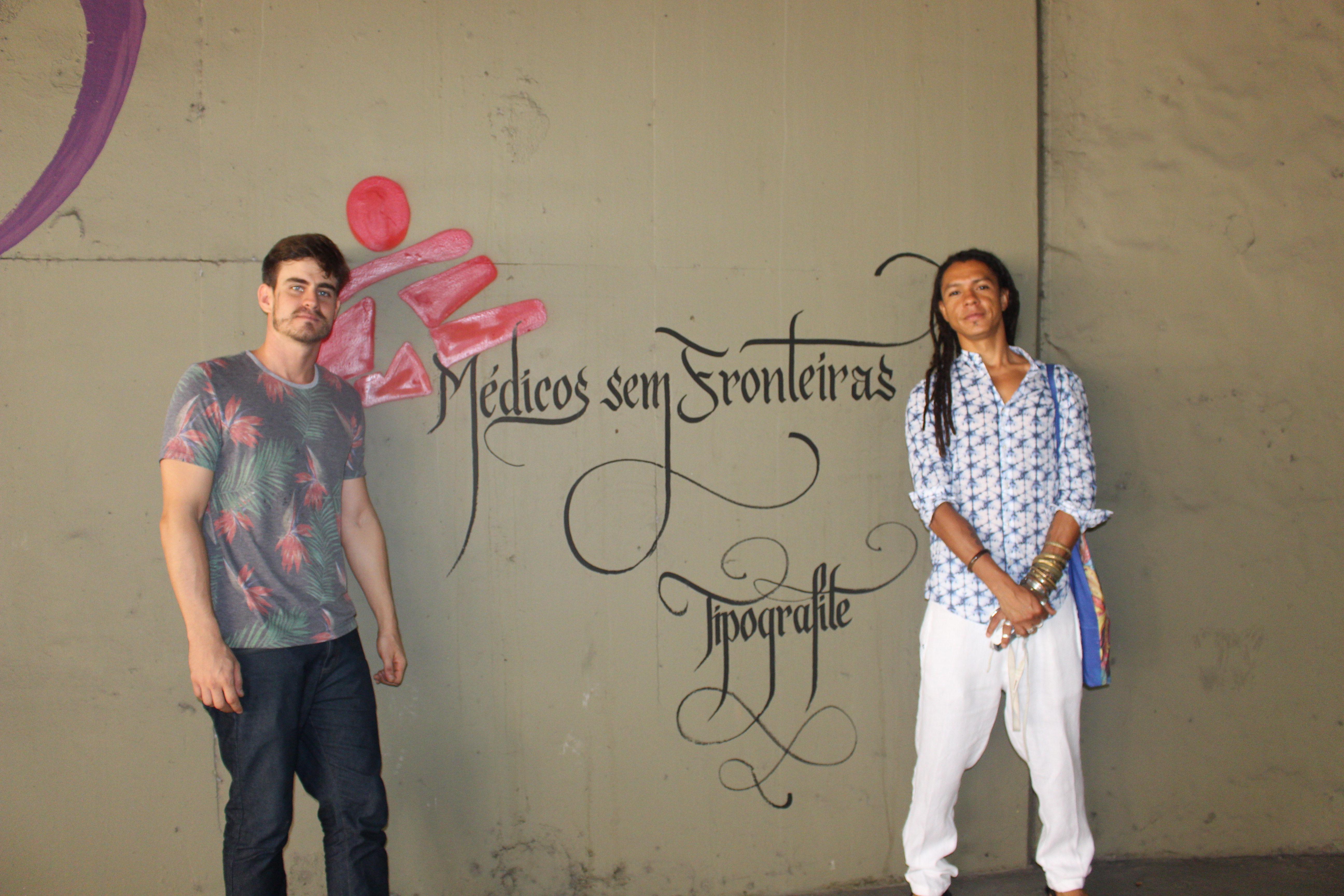 Arte se conecta à ajuda humanitária em Salvador