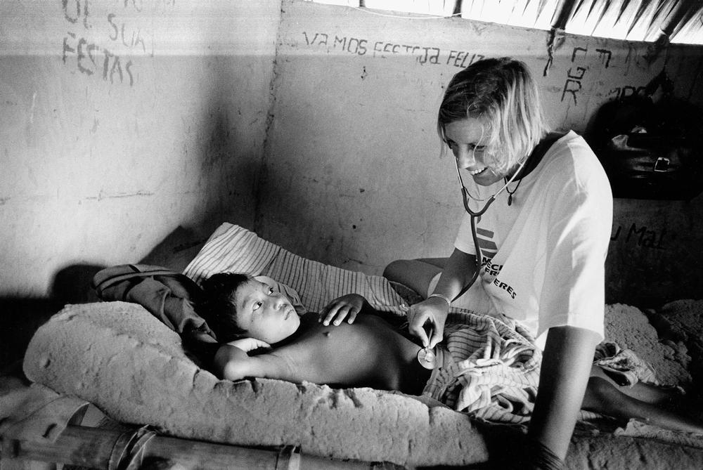 Médicos Sem Fronteiras chegou ao Brasil em 1991, para combater uma epidemia de cólera na Amazônia.