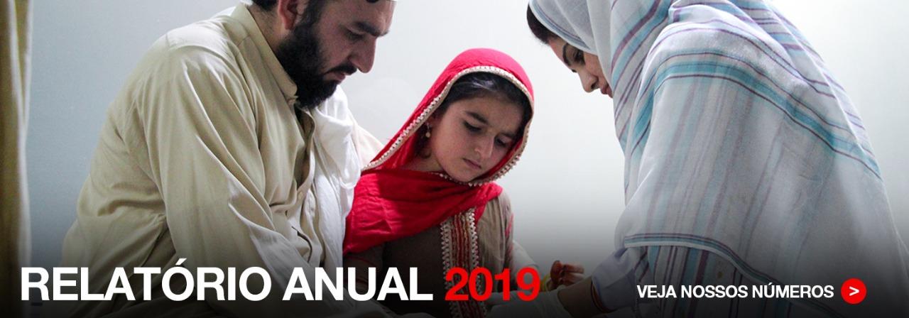 Relatório anual de atividades MSF 2019