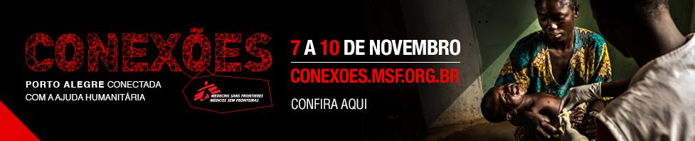 Conexões MSF Porto Alegre