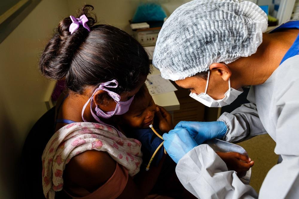 Atuação de Médicos Sem Fronteiras no Brasil