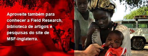 Field Research, biblioteca de MSF-Inglaterra