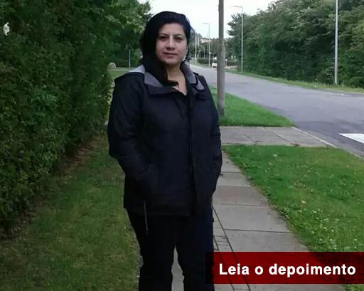 Bahar recebeu status de refugiada na Dinamarca. Ela ainda batalha para viver junto a seus dois filhos, que permanecem no Iraque