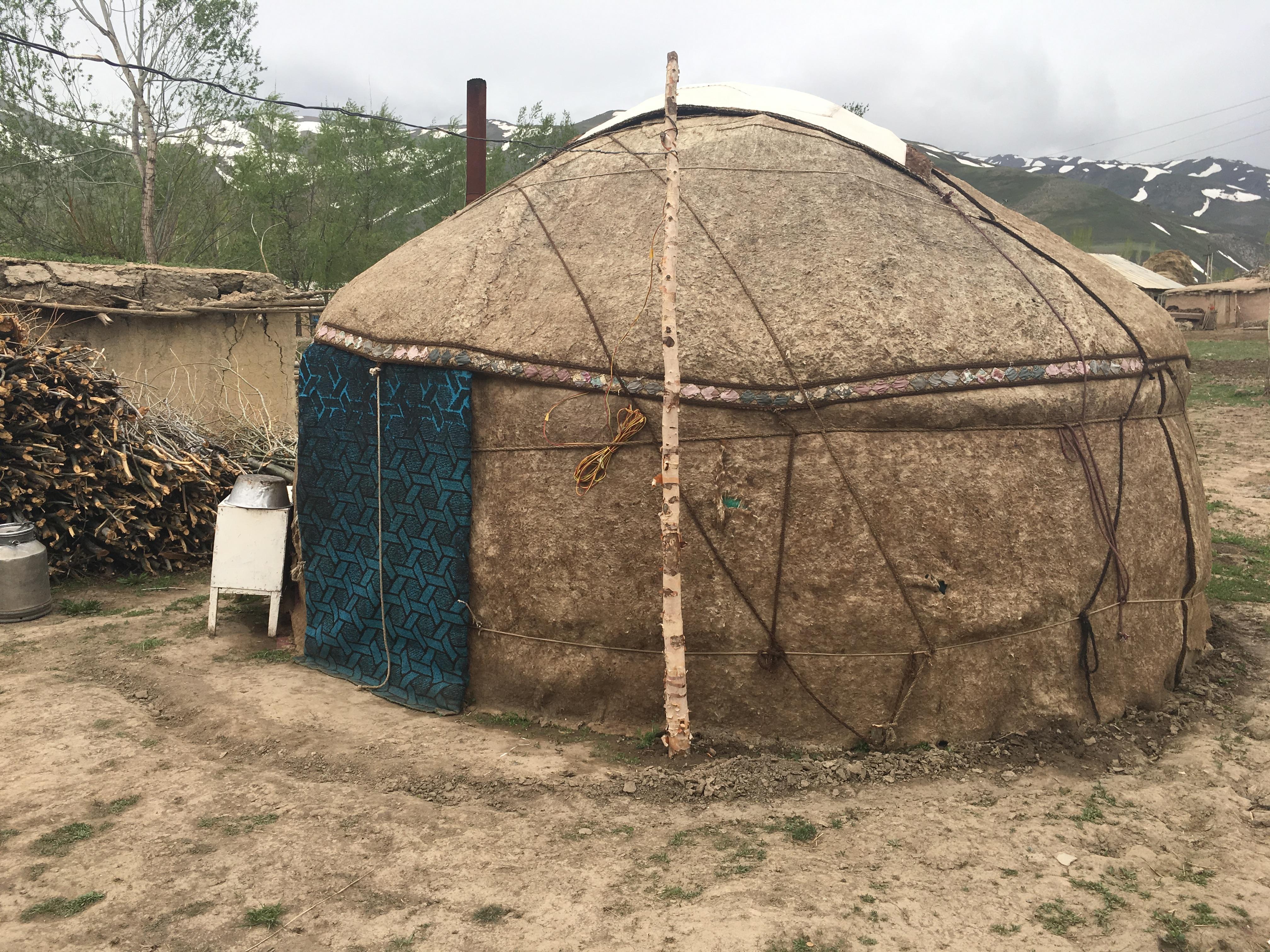 Tratando a tuberculose no Quirquistão