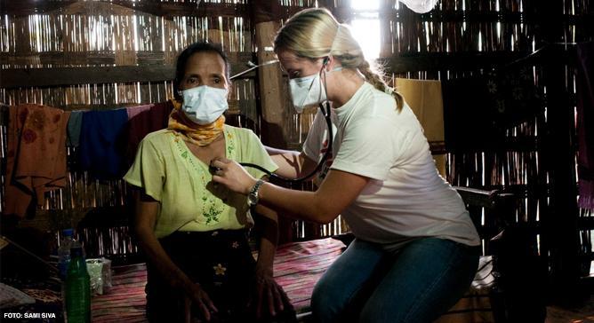 Médicos Sem Fronteiras combate a tuberculose há mais de 30 anos. Nós oferecemos tratamento para a doença em muitos contextos diferentes, desde situações de conflitos crônicos até pacientes vulneráveis em contextos estáveis.