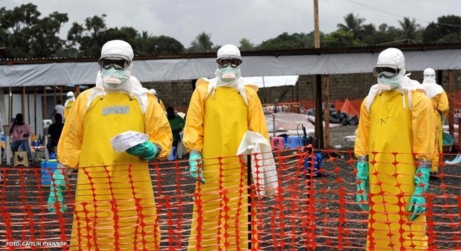 Médicos Sem Fronteiras tem experiência em responder a manifestações epidêmicas de cólera, meningite, sarampo, malária, HIV/Aids, Ebola e outras doenças infecciosas que se espalham rapidamente.