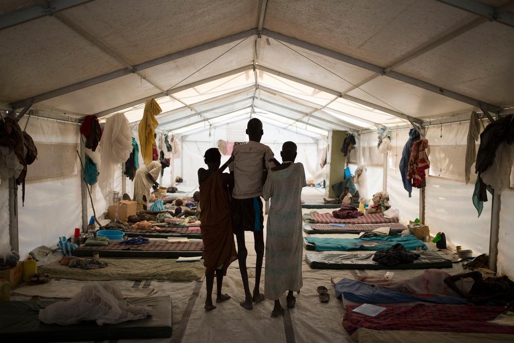 Sudão do Sul  Kala Azar