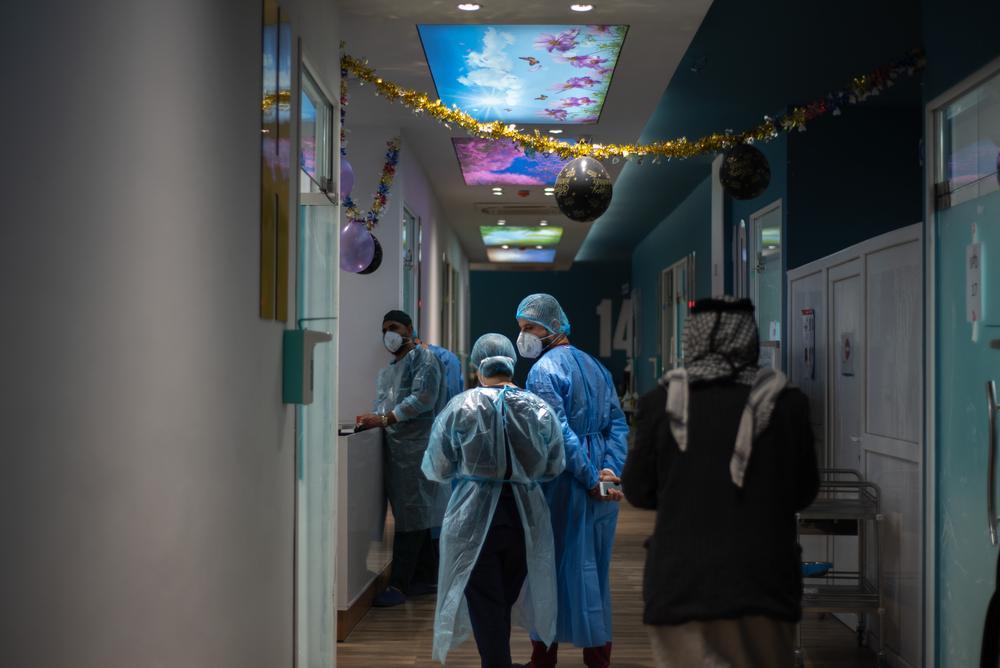 Foto: Hassan Kamal Al-Deen/MSF