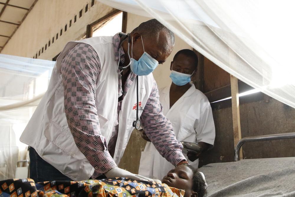 Foto: Franck Ngonga/MSF