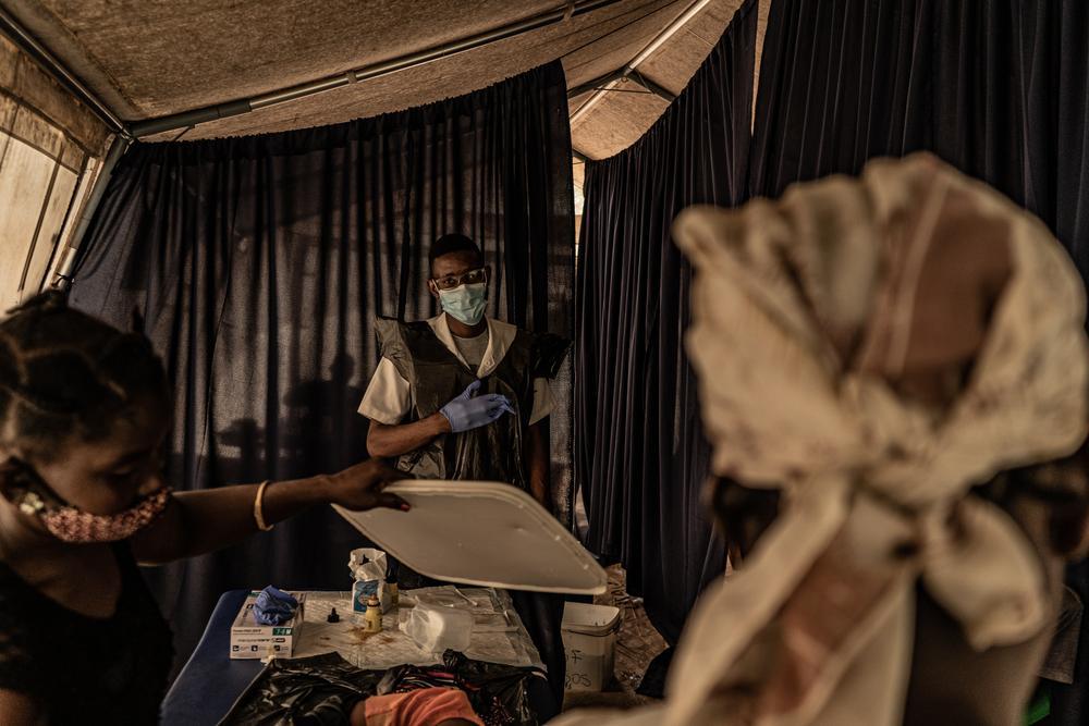 Foto: Tadeu Andre/MSF