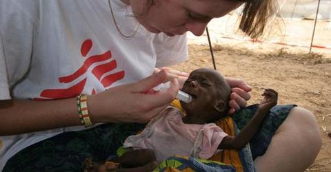 Doação Mensal para Médicos Sem Fronteiras