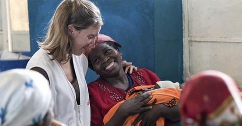 MSF aceita doações de empresas