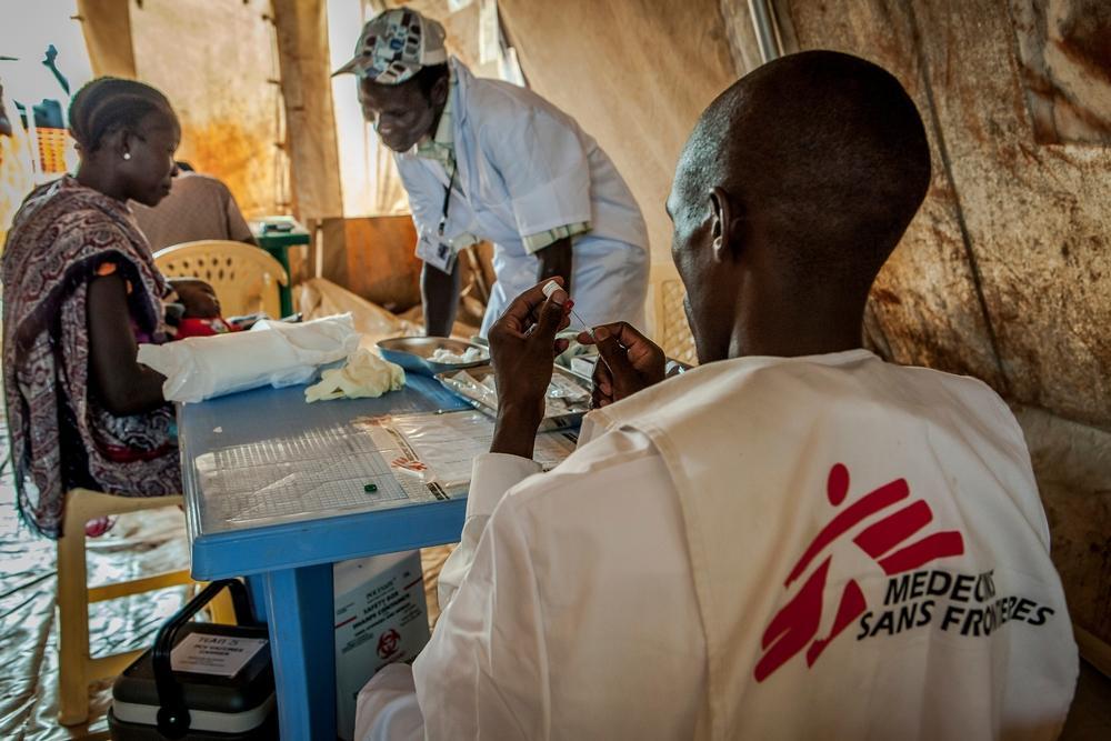 Foto: Yann Libessart/MSF