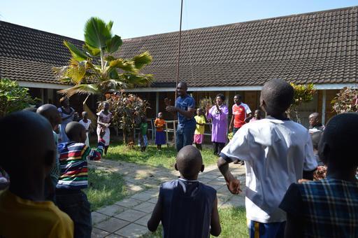 Atividades sobre HIV em Homa Bay, Quênia (Foto: Wairimu Gitau/MSF)